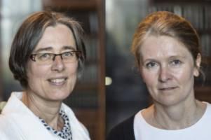 Justiz: Erste Frauen rücken auf Top-Positionen der Hamburger Justiz
