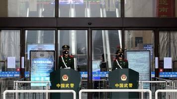 Coronavirus: Was die neue Lungenkrankheit für Chinas Wirtschaft bedeutet