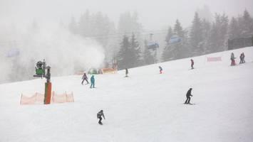 Schneehöhen: Wo Wintersportler gute Bedingungen finden