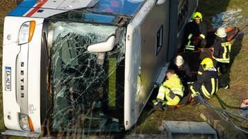 """schulbusunfall in thüringen – """"ich bete für den busfahrer und seine familie"""""""