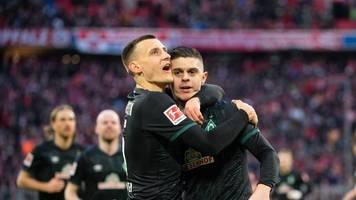 Bundesliga - Werders Eggestein: Rückschläge können zusammenschweißen