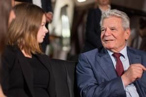 Joachim Gauck wird 80: Die Kanzlerin war gegen ihn als Bundespräsident
