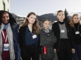 Davos: Greta Thunbergs ernüchterte Bilanz