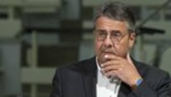 Deutsche Bank: Sigmar Gabriel wird jetzt Banker – na und?