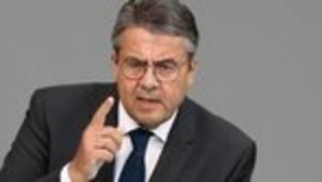 Ex-SPD-Chef: Sigmar Gabriel wird Aufsichtsrat der Deutschen Bank