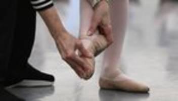 ballett: zu viel drill, zu viel leistung verlangt?