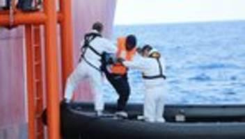 Migration: Ocean Viking rettet 92 Menschen vor Libyen