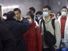 37 Millionen Menschen betroffen: China riegelt elf Städte wegen Virus ab
