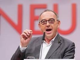 walter-borjans für steuersenkung: spd will mittelschicht entlasten