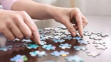 Gehirnjogging: Warum Puzzeln dem geistigen Abbau im Alter entgegenwirken kann