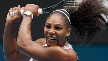Australian Open: Überraschung in Melbourne: Serena Williams ausgeschieden