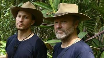 Dschungelcamp - Tag 15: Raúl und Markus müssen das Camp verlassen