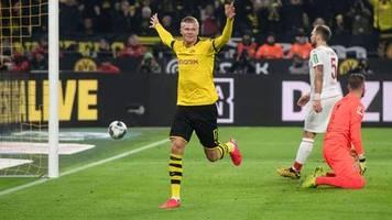 Fußball-Bundesliga: BVB serviert Köln ab - und der Haaland-Wahnsinn geht weiter