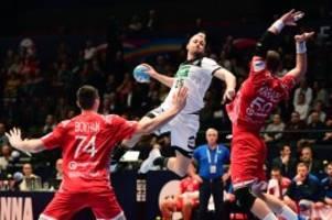 Handball-EM: Ein letzter Kraftakt für die deutschen Handballer