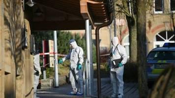 Sechs Tote durch Schüsse in Baden-Württemberg