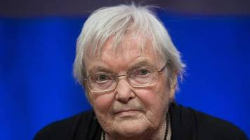 Verstorbene Stars: Die Wolke-Schriftstellerin Gudrun Pausewang gestorben