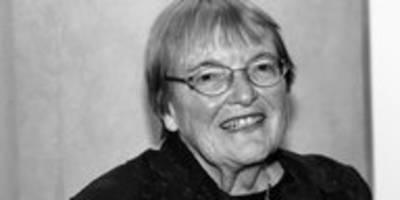 Zum Tod von Gudrun Pausewang: Sie machte den Kindern nichts vor