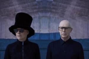 Hotspot: Von Berlin begeistert: Ein Liebesbrief der Pet Shop Boys