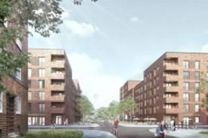 Mietwohnungsbau: 500 neue 8-Euro-Wohnungen sollen in Steilshoop entstehen