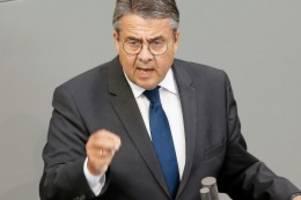EX-SPD-Chef: Deutsche Bank: Sigmar Gabriel für Aufsichtsrat nominiert