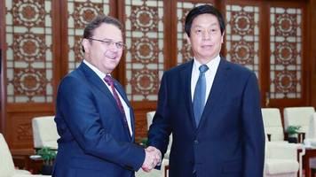 neuer verein china-brücke: der club der chinaversteher