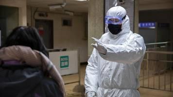 Coronavirus in China: Shanghai schließt Disney-Freizeitpark