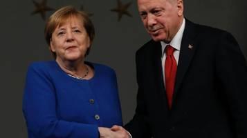 Türkei: Kanzlerin stellt Erdogan weitere Flüchtlingshilfen der EU in Aussicht