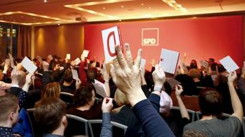 Thüringen: SPD votiert für Bildung einer Minderheitsregierung