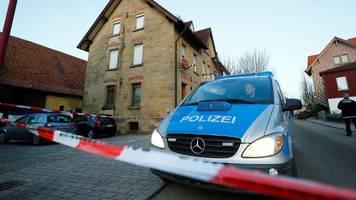 Baden-Württemberg: Sechs Tote in Rot am See – Nach einer Weile sind viele weitere Schüsse gefallen