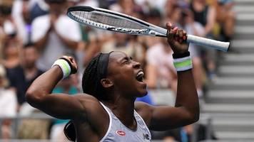 Australian Open: Talent Gauff wirft Titelverteidigerin Osaka aus dem Turnier