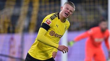 Haaland trifft erneut: Dortmund schlägt Köln erneut