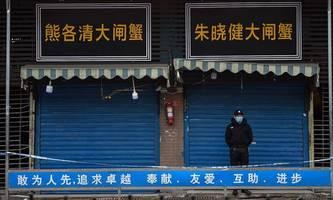 Coronavirus: China riegelt weitere Städte ab