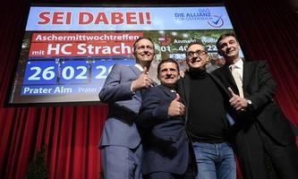 Nach Strache-Auftritt: FPÖ fühlt sich verhöhnt, Opus prüft Klage