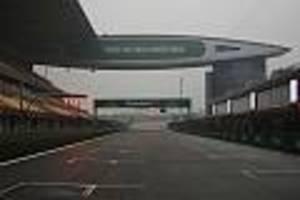 800 km östlich von Wuhan - Coronavirus bedroht China: Formel-1-Rennen in Schanghai in Gefahr?