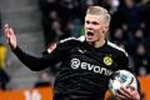 Bundesliga - Borussia Dortmund - 1. FC Köln im Live-Ticker: Nächste Haaland-Show?