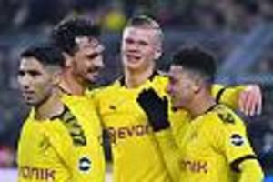 Fünf Mal die Bestnote - BVB in der Einzelkritik: Haaland und Hummels zaubern