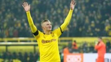 Fußball-Bundesliga: Dortmund besiegt Köln mit 5:1