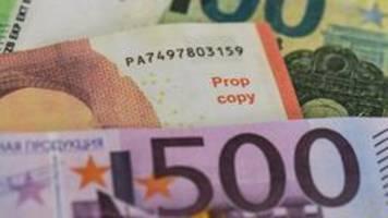 Gefälschte Euro-Banknoten: Falsche Fünfziger sterben aus