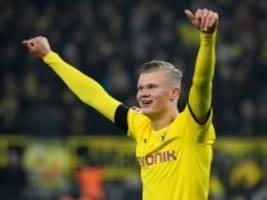 BVB-Sieg gegen Köln: Dortmund setzt Aufholjagd bei Haalands Heim-Debüt fort