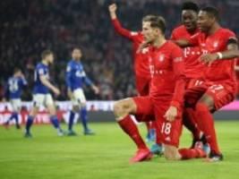 FC Bayern in der Bundesliga: Mit Bestimmheit und Ästhetik