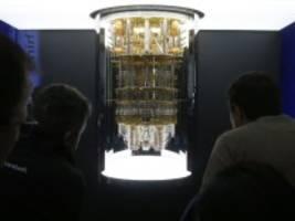 Quantencomputer: Der große Traum vom Superhirn