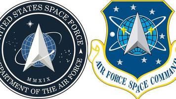 US-Weltraumarmee: Geklaut bei Star Trek? Logo der US-Space Force erntet reichlich Spott