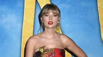 taylor swift: sie wird nicht bei den grammys auftreten