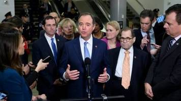 US-Demokraten schließen Beweisführung im Amtsenthebungsverfahren gegen Trump ab