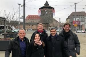 Nürnberg: SPD-Klausur: Fraktionschef Saleh attackiert die Grünen