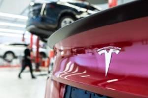 Elektro: Tesla-Chef Musk weist Befürchtungen von Anwohnern zurück