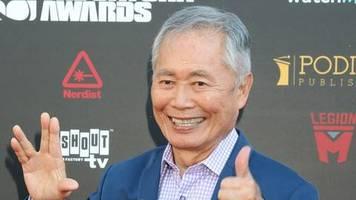 George Takei: Star Trek-Star lacht über Donald Trump