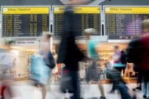 inlandsflüge gehen zurück: immer weniger passagiere fliegen innerdeutsch