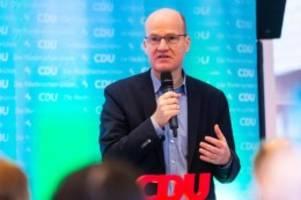 Parteien: Brinkhaus: Sozialpolitik aktuell nicht am wichtigsten