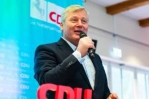 Parteien: CDU geht auf Bauern zu: Distanz zu den Grünen